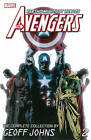 Avengers: Volume 2: Complete Collection by Geoff Johns (Paperback, 2013)