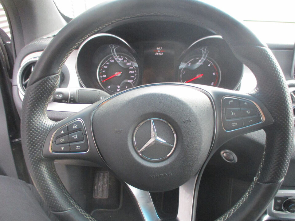 Mercedes X250 d 2,3 Pure aut. 4Matic Diesel aut.