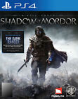 Middle Earth: Shadow of Mordor (Sony PlayStation 4, 2014)
