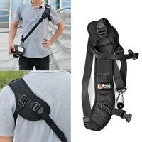 Focus F-1 Anti-Slip Quick Rapid Shoulder Sling Belt Neck Strap for Camera DSLR