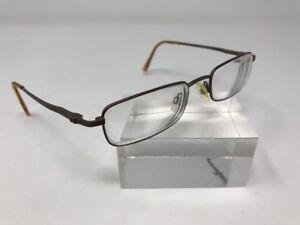 0c710b3b539 Image is loading Randolph-Engineering-Eyeglasses-RE-Elite-Brown-50-19-