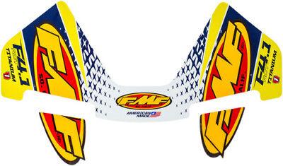 Yellow 014832 27-5440 1860-1548 FMF Racing Exhaust Decal