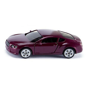 SIKU-1483-Bentley-Continental-GT-V8-Coche-a-escala-NUEVO