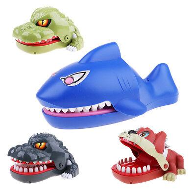 Animal Shark//Dinosaur//Dog Biting Tricky Family Children Fun Educational Toys