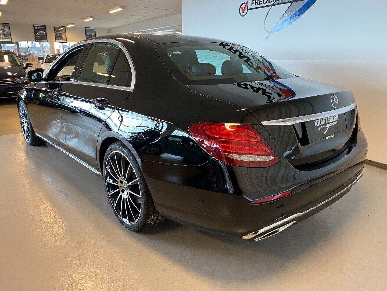Billede af Mercedes E220 d 2,0 Avantgarde aut.