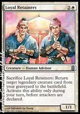 Loyal retainers // foil // nm // Commander's arsenal // Engl. // Magic Gathering