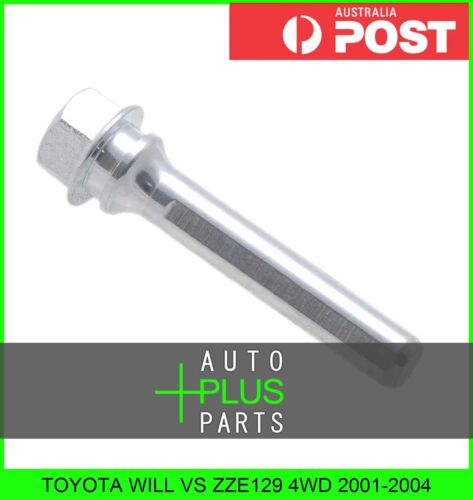 Fits TOYOTA WILL VS ZZE129 4WD 2001-2004 Brake Caliper Slide Pin Brakes