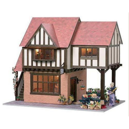 The Dolls House Emporium Stratford Place Bakery Kit For