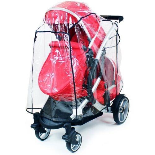 Stroller Universal Rain Cover For Mothercare Pram Carrycot Range