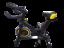 miniatuur 11 - INDOOR BIKE BICI CARDIO BICICLETTA CYCLETTE FITNESS PALESTRA WORKOUT CASA SPORT