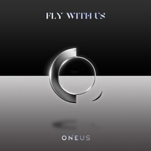 ONEUS-FLY-WITH-US-3rd-Mini-CD-Booklet-Photocard-Poster-Free-Gift-Tracking-no