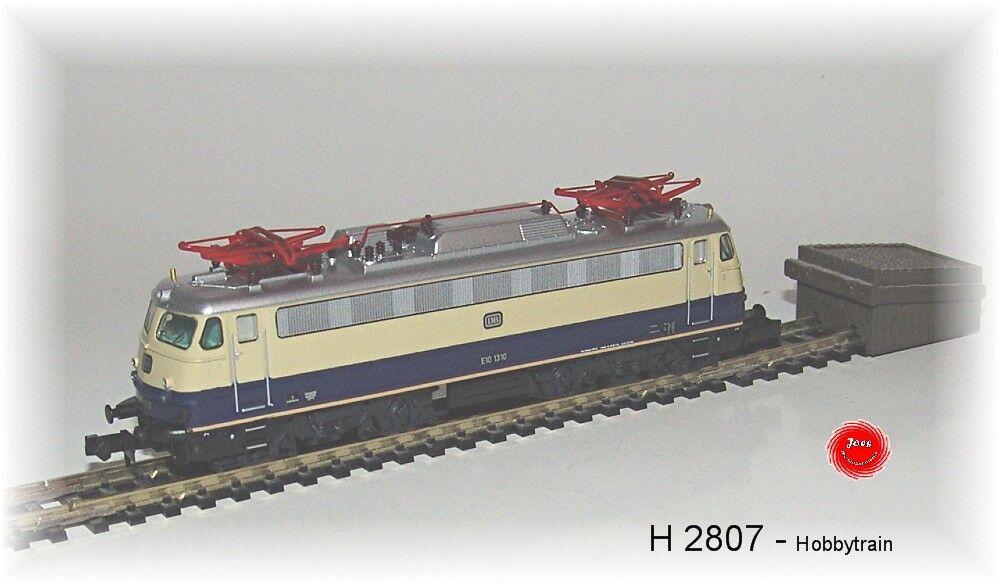 Hobbytrain 2807 E-Lok Br E10.13 Db Crema / Azul Ep.iii  Nuevo en Emb. Orig.