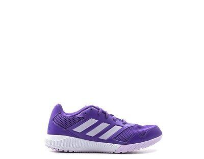 Amabile Scarpe Adidas Bambini Running Bambino Viola Cq0036r