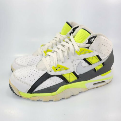 Nike Air Trainer SC High Shoe Mens Size 10 302346-