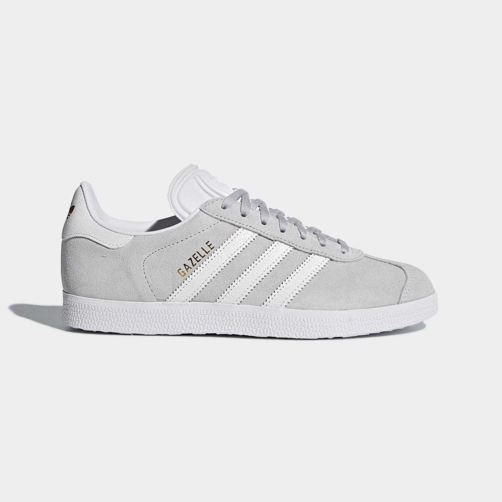 Adidas Originals Gazelle W [B41659] Women Casual shoes Grey White