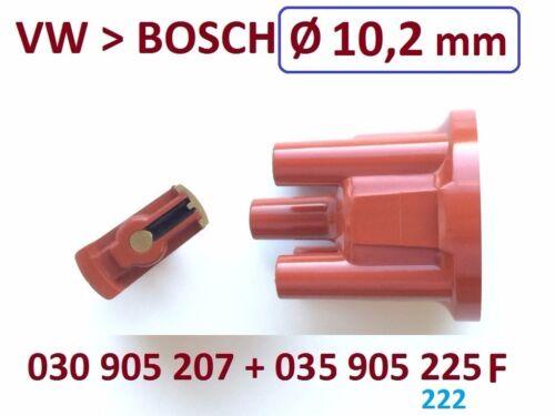 6N1 60 1.4  1.6 Zündverteilerläufer VW POLO Zündverteilerkappe