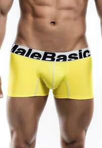 Malebasics Men's Microfiber Short Boxer MBM01Y Men's Trunks