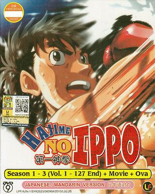 Hajime no ippo temporada 3 ep 10