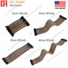 Breadboard Jumper Wires 10203040cm Dupont Wire For Arduino Raspberry Pi