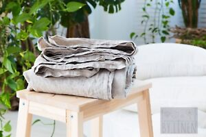 2-Linen-Flat-Sheet-Washed-36-inch-x-84-inch-natural-gray