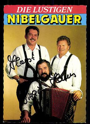 Die Lustigen Nibelgauer Autogrammkarte Original Signiert ## Bc 42527 Guter Geschmack Autogramme & Autographen