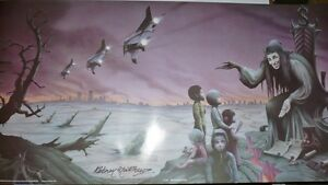 The-Eleventh-Hour-Limited-signed-original-poster-by-Rodney-Matthews