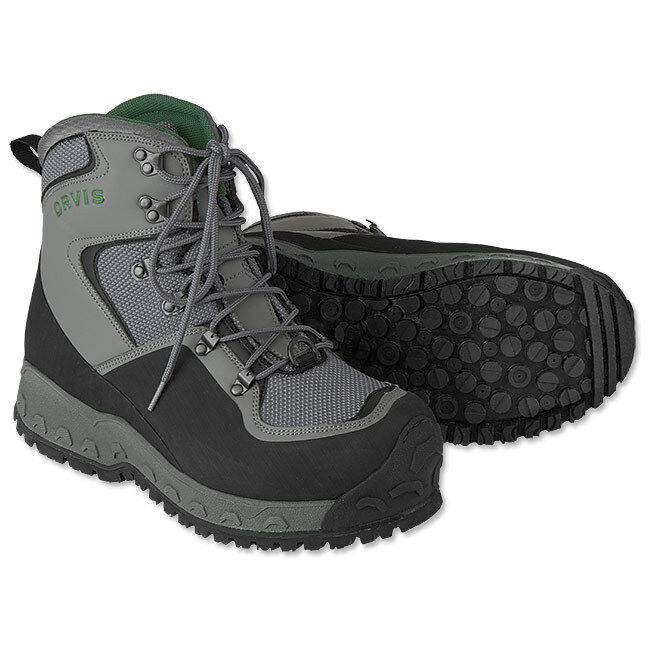 Orvis Access Vibram-Sole Wading Stiefel Größe 11   179  NEW  FREE SHIPPING