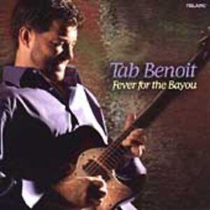 Tab-Benoit-Fever-for-the-Bayou-New-CD