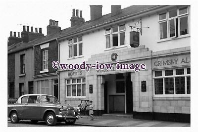 Doncaster Now Demolished Yorkshire Windmill Tavern Trustful Pu1342 Photograph