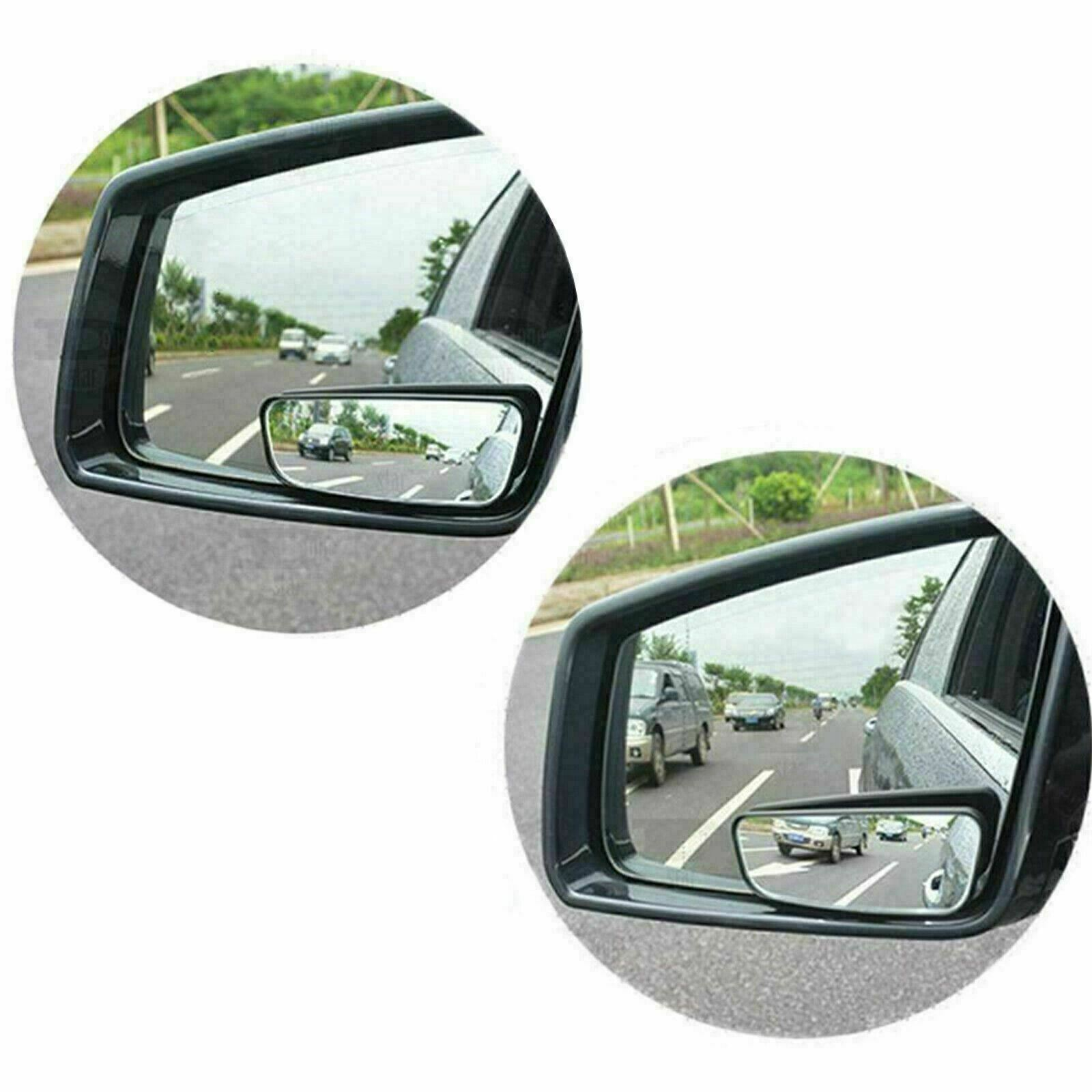 Universal Caravan Large Feld of View Mirror Modification Wing Side Mirror Extensions for Trailer,180X123Mm,1Xmirror 2X Universal Car Auxiliary Towing Mirrors