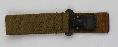 Militarytour Militaria Canadian WWII PATT.37 BREN Yoke Straps 2 Z.L Ltd /& T