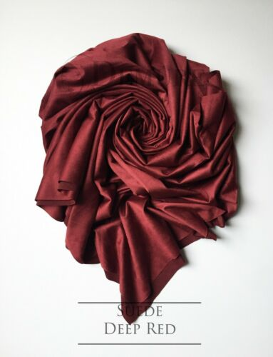 Suede Hijabs Premium Quality Elegant Scarf Shawl Wrap Sarong Cape