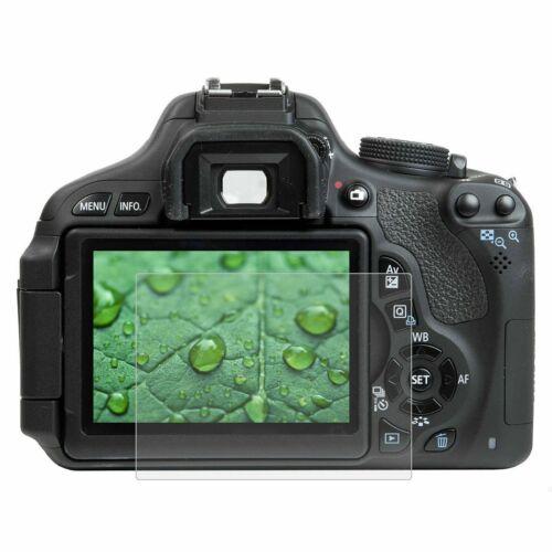 Soft Screen Protector for Canon EOS 50D 60D 60Da 70D 77D 80D Digital Camera