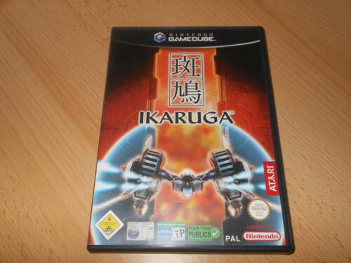 1 of 1 - IKARUGA  - Nintendo Gamecube -  PAL MINT COLLECTORS