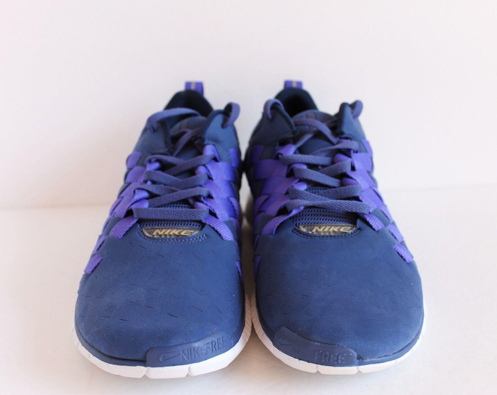 NIKE FREE OG '14 WOVEN OG [725070-400] Bleu Violet SZ 10 [725070-400] OG ff6679