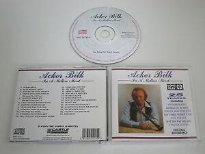 Acker-Bilk-IN-A-Mellow-Mood-Castle-Communications-Mat-CD-213-CD-Album
