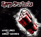 Hard Lines And Sweet Sounds von The Lazy Bastards (2012)
