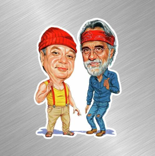 Cheech And Chong Vinyl Decal Sticker Wee Pot Up In Smoke Movie Tommy Joint