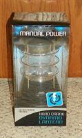 Dynamo Lantern - Super Bright Hand Crank Led Lantern