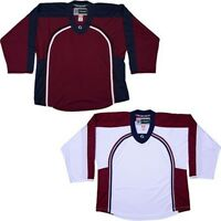 Colorado Avalanche Hockey Jersey Customized Nhl Style Replica W/ Name & Number