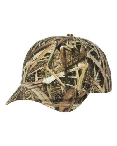PEACHES PICK LICENSED Camouflage Hat REALTREE MOSSY OAK HUNT Camo Baseball Cap