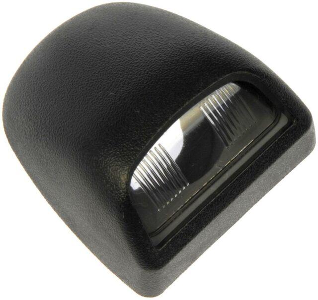 License Lamp Lense-Lens Carded Dorman 68153