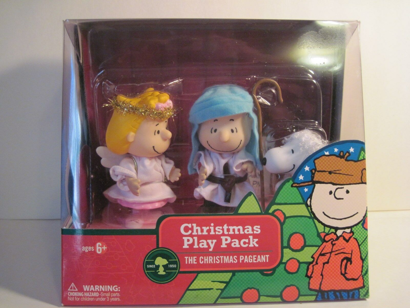 A CHARLIE CHARLIE CHARLIE BROWN CHRISTMAS DELUXE FIGURE ab0a0f