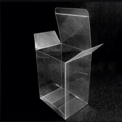 "Vinyl Display Box Cases 4/"" Protectors for Funko Pop. Pack of 100"