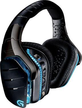 Logitech G933 On-Ear USB Wireless Bluetooth Gaming Headphones