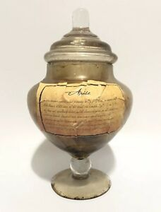 The-Librarians-TV-Show-Prop-Anise-Aged-Jar-Bottle-Witch-Brew-Decor-Set-Halloween