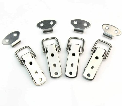 10Stk Spannverschluss Kistenverschluss Kofferverschluss Hebel-Verschluss DE DHL