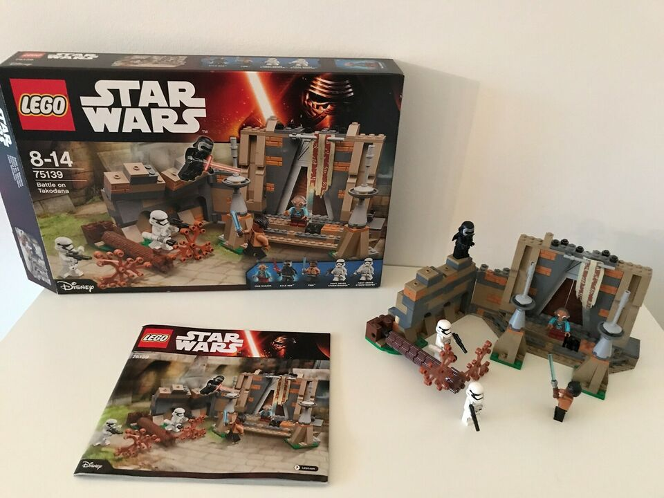 Lego Star Wars, 75139