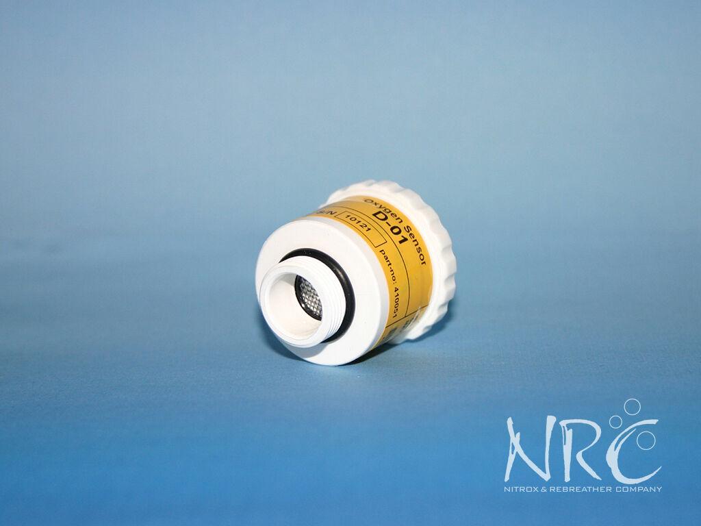 The NRC O2 Sensor Sensor Sensor Type D-01  Oxygen cell   for GOX 100, MSA ...  | Zarte  adc532