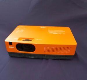 sanyo plc xe33 lcd projector excluding lamp ebay rh ebay co uk Sanyo Pro Xtrax Multiverse sanyo plc-xe33 projector manual